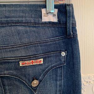 Hudson Jeans Jeans - Hudson Collin Skinny Supermodel Jeans, 29!